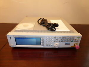 Agilent Hp N5181a 3 Ghz Rf Analog Signal Generator Loaded And Calibrated