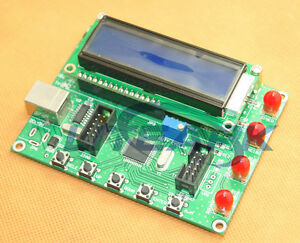 Ad9850 Dds Signal Generator Module 0 40 Mhz Lcd Pc Control Sweep Function