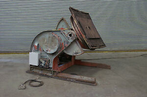 6 000 Lb Ransome 14 Welding Positioner