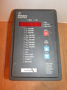 Westinghouse Iq Data Plus Ii Ac Power Meter monitor