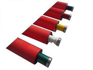 Ink And Water Rubber Rollers For Heidelberg Kord64 Set Of 12 Rubber Rollers