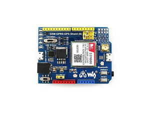 Gsm Phone Module Gsm Gprs Gps Shield Sim808 Quad band Development Board