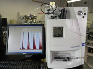 Waters micromass Zq 2000 Amu Mass Spectrometer