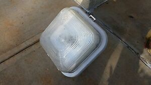 Used Gas Station Canopy Fixture