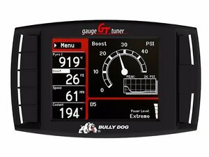 Bully Dog Technologies Triple Dog Gt Diesel Gauge Tuner For Ford Dodge 40420