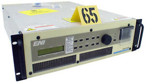 Eni Dcg 200z Reactive Sputtering Power Supply