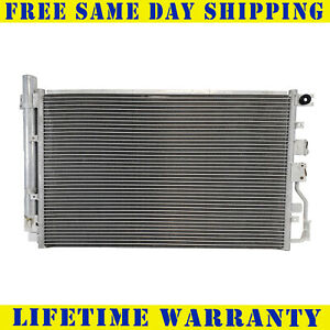 Ac A c Condenser For Chevy Gmc Fits Equinox Terrain 2 4 3 0 L4 4cyl V6 3789