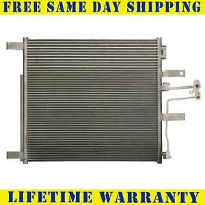 Ac A c Condenser For Dodge Fits Ram Pickup 1500 2500 3500 3878