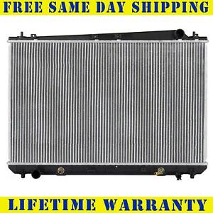 Radiator For Toyota Fits Sienna 3 0 V6 6cyl 2153