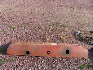 International Ih Farmall Hood Side Cover 400 450