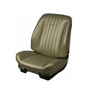 1968 Chevelle Malibu Front Rear Seat Upholstery Covers Colors Pui New