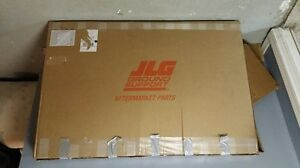 91164100 Upper Door Glass New For Gradall 544d Telehandler Jlg