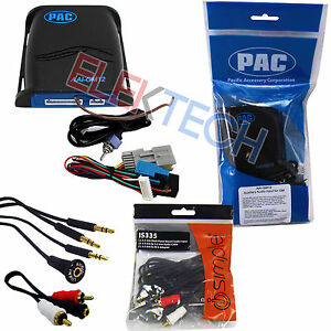 Aai Gm12 Audio Auxiliary Input Interface Unit Aux Rca Cable Extender For Gm