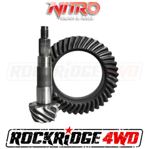 Toyota 7 5 Nitro Gear Ring Pinion 5 29 Ratio Hilux 4runner T100 Tacoma 79 04