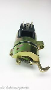Bobcat 6686715 Fuel Shut Off Solenoid 863 864 873 883 Diesel Deutz Skid Steer Os