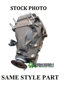 Carrier Assembly Differential Rear 11 12 Dodge Durango Grand Cherokee L315c02