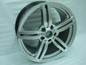18 M6 Style Staggered Wheels 5x120 Rim Fits Bmw 325 328 330 335 M3