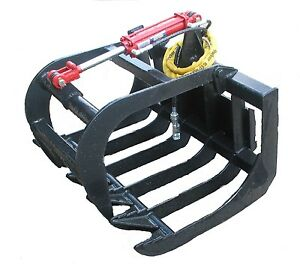 Toro Dingo Mini Skid Steer Root Grapple