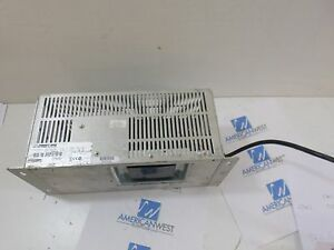 Used Powerone Dc Power Supply 1787 Dnps 24 V Dc