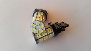 Samsung 5630 High Power Dual Colors Switch Back 3157 Led Turn Signal Light Bulbs