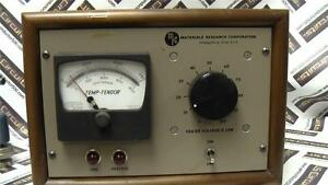 Materials Research Corp Mrc Varian Model X100kb Thermocouple X ray Diffraction