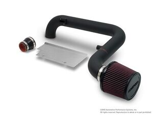 Neuspeed 65 10 97 P flo Air Intake 06 08 Audi vw 2 0 Turbo Fsi Bpy black