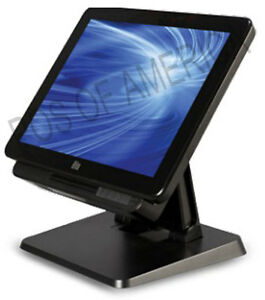 Elo X Series I3 15in All in one 4gb Ram Restaurant Touch Pos Terminal aldelo New