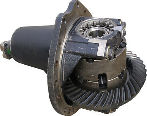87404055 Differential Carrier Assembly For Case Ih Mx210 Mx230 Tractors