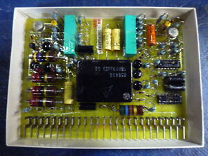 General Electric Ic3600epsa1b1b Regulator Board