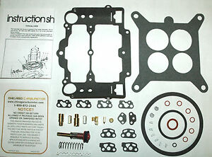 1969 Carb Kit Amc Carter Afb s 290 343 390 Engines Does 8 Afb Models New
