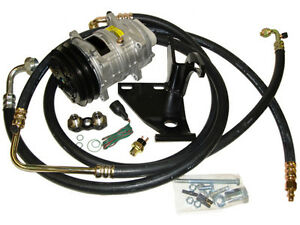 Amx10196 Compressor Conversion Kit For Ford new Holland 8700 9700 Tractors