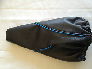 Apc Black 12v Lighted Shift Boot Cover Pvc Leather Universal Gear Shifter Manual