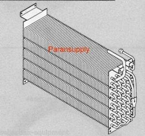 New Evaporator Coil Victory Part 50151401 22 X 5 1 4 X 12 3 4