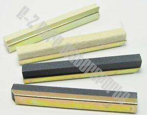 Lisle Hone 16580 Nikasil Bore 180 Grit Stone Set 2 05 2 50 52 63 5mm Usa Made