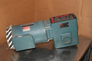 Reliance Electric Motor P14h1447s nu 1 5hp 1730rpm W Dodge Tiger 262 Reducer