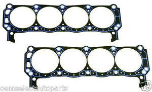 Oem New Ford Racing Cylinder Head Gasket 302 351 Small Block V8 Sbf M6051a302