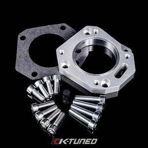 K Tuned Rbc Rrc Dual Throttle Body Adapter 62 70mm Both Sizes