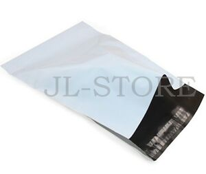 500 9x12 Shiping Bags Poly Mailers Envelopes Self Seal Plastic Bag 2 35mil