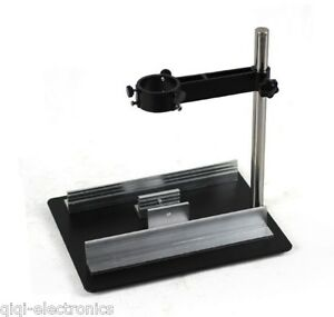 Repair Platform Tool Hot Air Heat Gun Clamp Stand To Soldering Rework Station