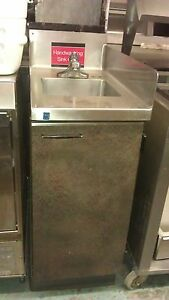 Stainless Steel Hand Sink With Cabinet