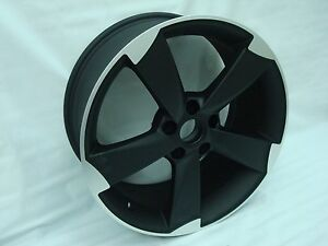 18 Rs3 Style Wheels 5x112 35mm Rims Fit Audi A3 Tt Vw Golf Jetta Gti Passat