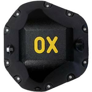 Ox Usa Dana 60 Heavy Duty Differential Cover Cast Iron Reflective 4x4 Off Road