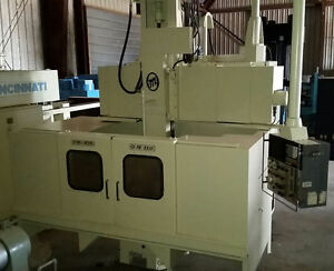 O m Model Tm2 10n Cnc Vertical Turret Lathe 1990 s