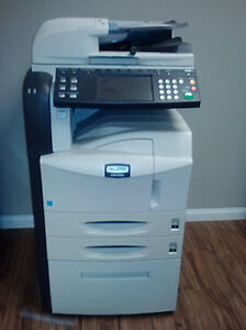 Km 4050 Kyocera Copier Multifunction Printer copier scanner fax With Fax Card