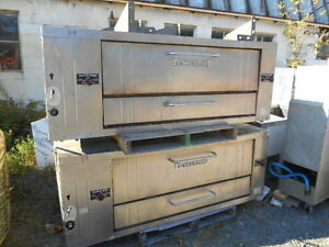Used Baker s Pride Pizza Oven