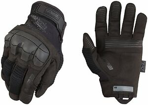Mechanix Wear Tactical M pact 3 Knuckle Protection Glove Black Large New