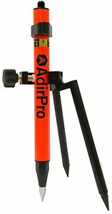 Mini 1 28 Stakeout Orange Prism Pole Mini Bipod Surveying Topcon Sokkia