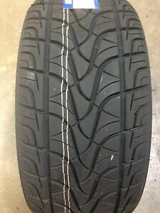 4 New 285 35r22 Clear Hs277 Tires 2853522 285 35 22 R22 High Performance