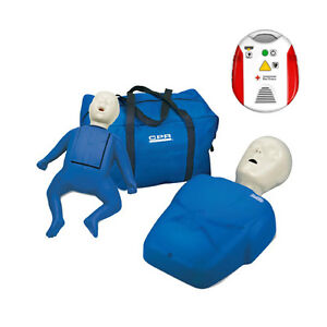 Beginner Instructor Package Cpr Prompt Manikins Red Cross Aed Trainer