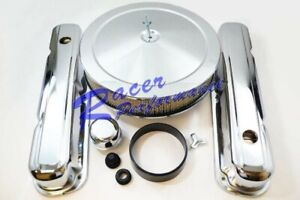 Chrome Sb Mopar Dodge Plymouth Chrysler Dress Up Kit Air Cleaner 273 318 340 360